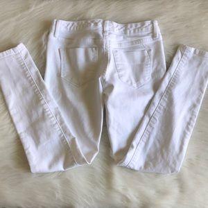 Mossimo Supply Co. Jeans - Mid rise denim leggings